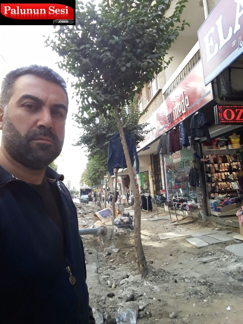 Elazığ Belediyesi`nin Yık-Yap İşleri Esnafı Bıktırdı