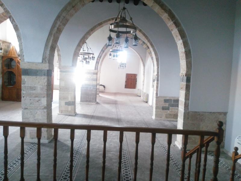 Palu Ulu Camii Teravih Namazına Hazır
