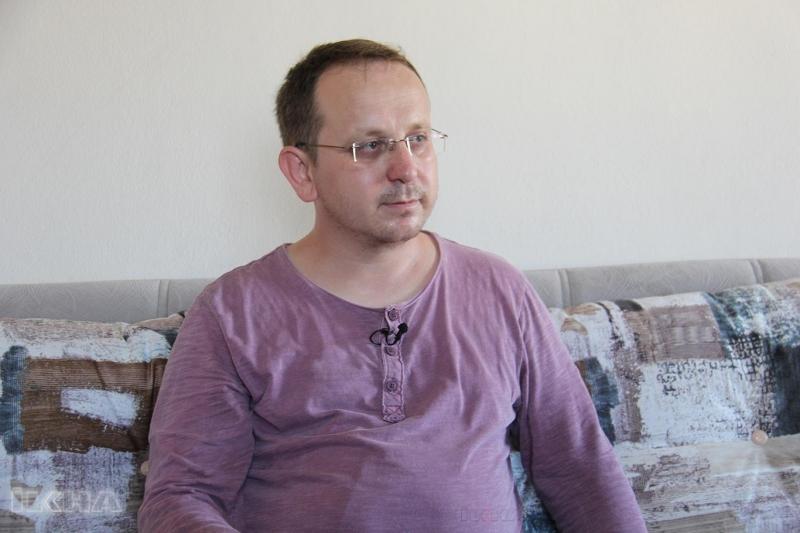 15 Temmuz gazisi gazilik madalyasını ve kimliğini iade etti