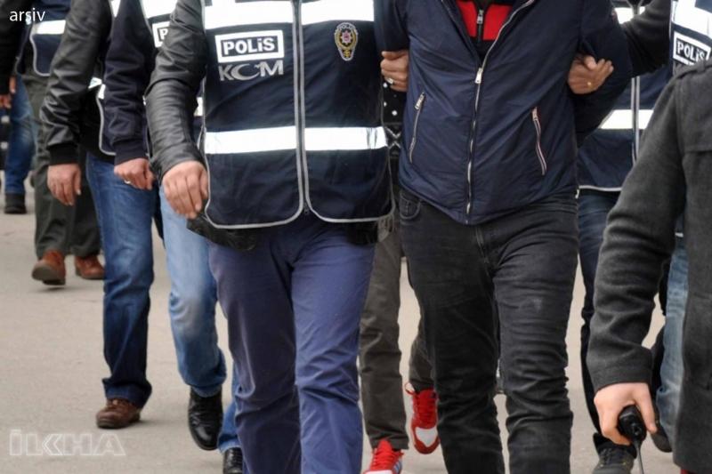 Afrin operasyonuna ilişkin 786 gözaltı