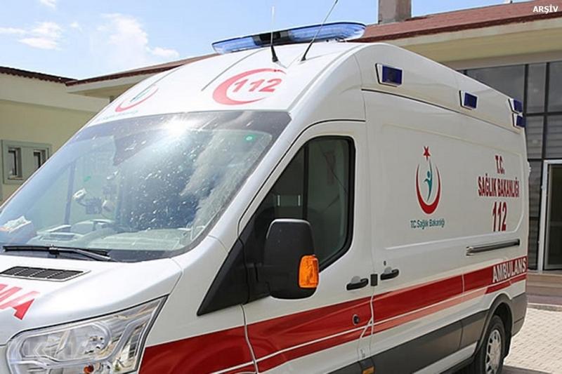 Arıcak`ta Traktörle Feci Kaza: 1 ölü