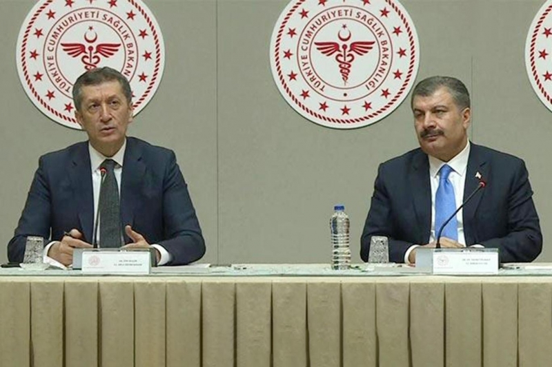 Bilim Kurulu Toplantısı'nın ardından bakanlardan önemli açıklama
