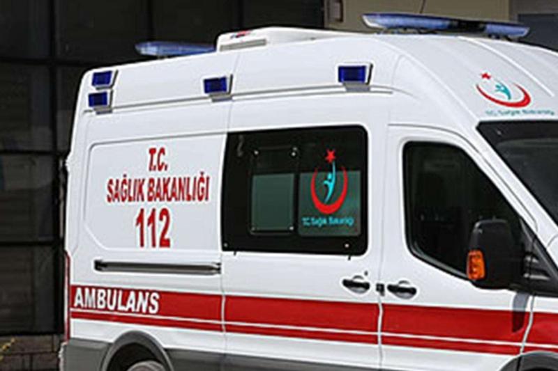 Palu`da Hafriyat kamyonunun çarptığı çocuk hayatını kaybetti