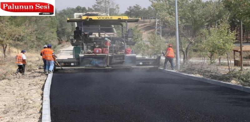 Cip Barajı Mesire Alanında Çalışmalar Hızla İlerliyor