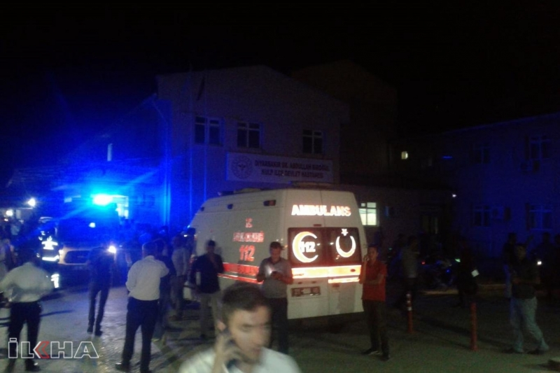 Diyarbakır Valiliği: Saldırıda 4 köylü hayatını kaybetti, 13 köylü yaralandı VİDEO