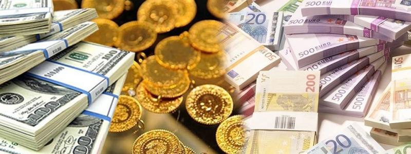 Dolar Euro ve Altın Bugün Ne Kadar?