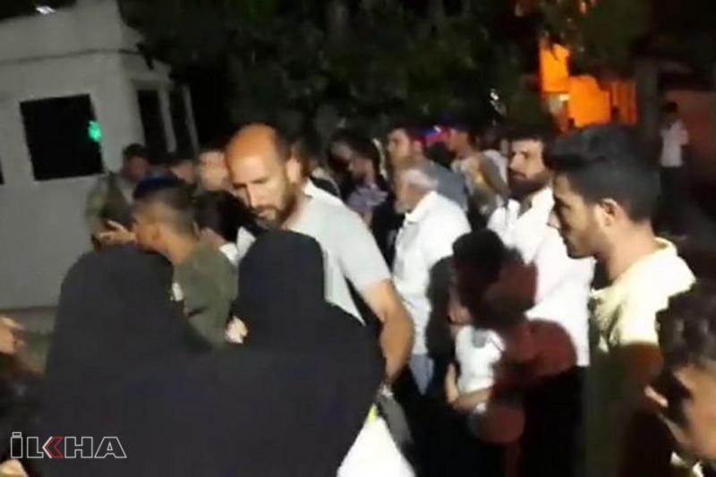 El değiştiren motosiklet nedeniyle 11 kişi tutuklandı-VİDEO