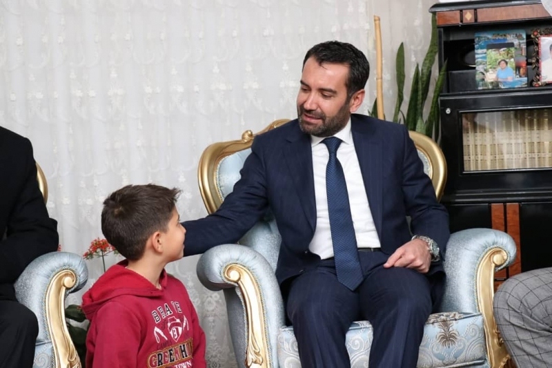 Elazığ Belediye Başkanının Testi Pozitif Çıktı