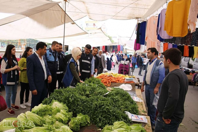 Elazığ`da 6 pazar yeri belirlendi