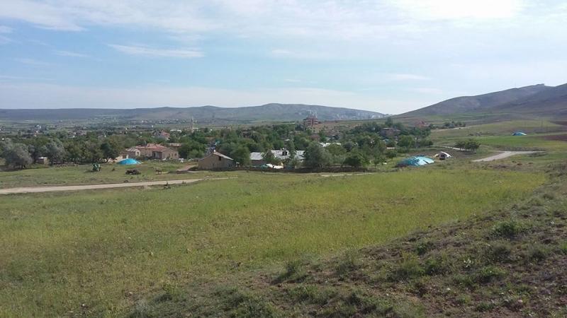 Elazığ`da bir köy karantina altına alındı
