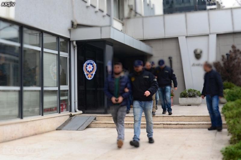Elazığ`da İŞİD Operasyonu: 7 Gözaltı