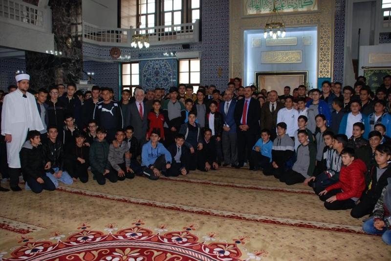 Elazığ`da Okul&Cami Buluşmaları 3 Yaşında