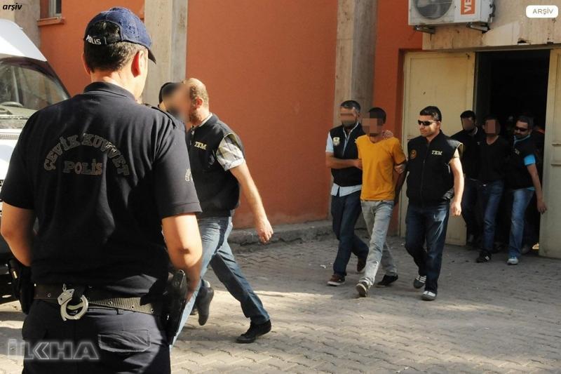 Elazığ`da Pkk Operasyonu: 8 Gözaltı