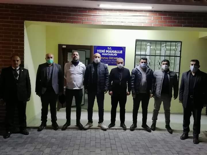 Elazığlı Muhtarlar : Gerekirse Ankara'ya Gideriz