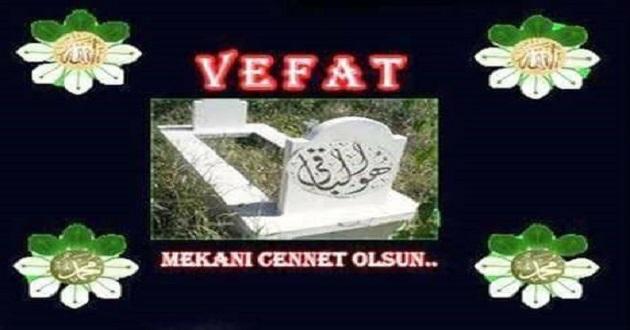 Çavuşdere (Liskom)köyünden Cumali Şahinbaş'ın oğlu, Mehmet Erberk'in torunu #Mustafa #Şahinbaş vefat etmiştir.