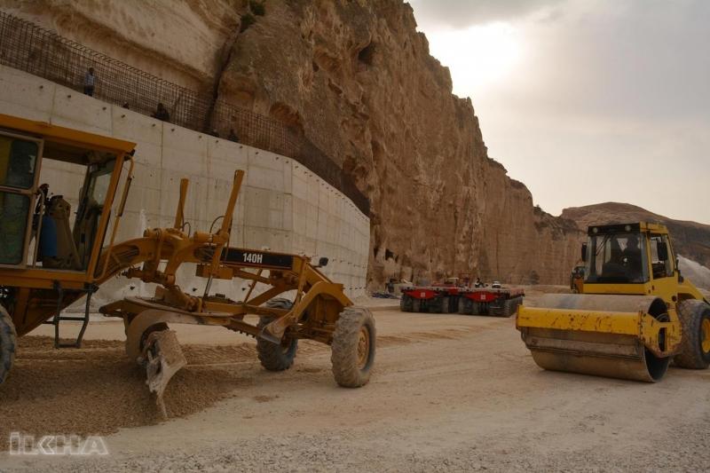 Hasankeyf'te güçlendirme çalışmaları 250 milyona mal olacak