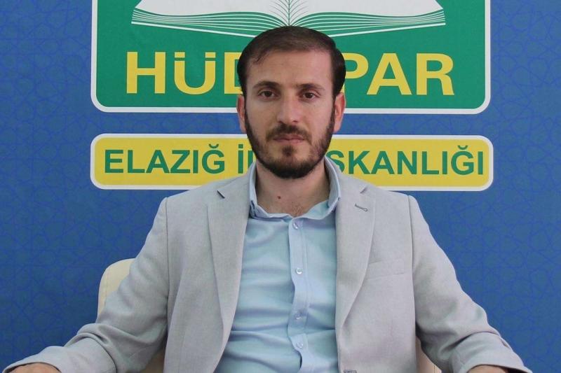HÜDA PAR Elazığ İl Başkanı Kavaklı: Festivaller halkın kültür ve maneviyatına aykırı olmamalı