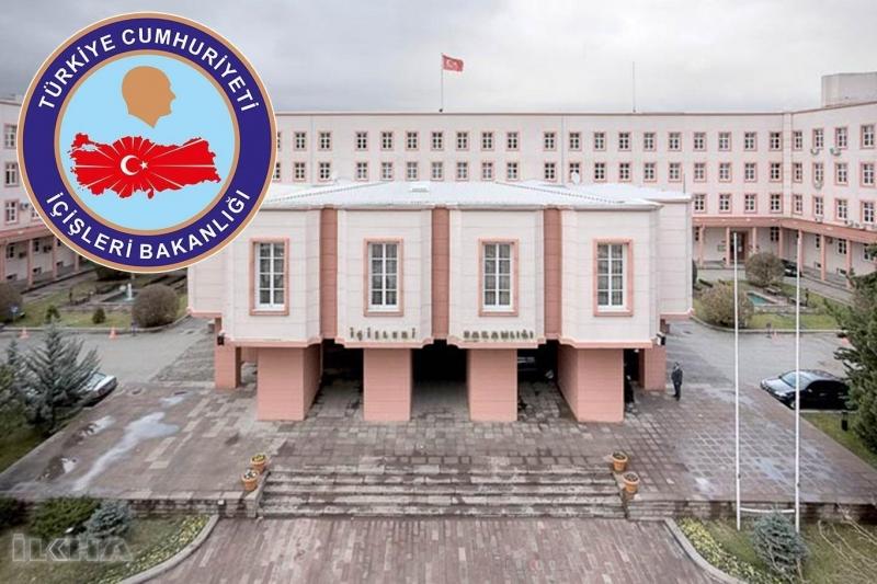 İçişleri Bakanlığından iç güvenlik operasyonlarına ilişkin açıklama