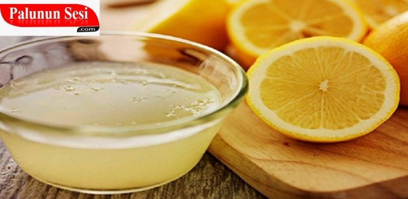 Kışa 'Limon Suyu' ile hazırlanın