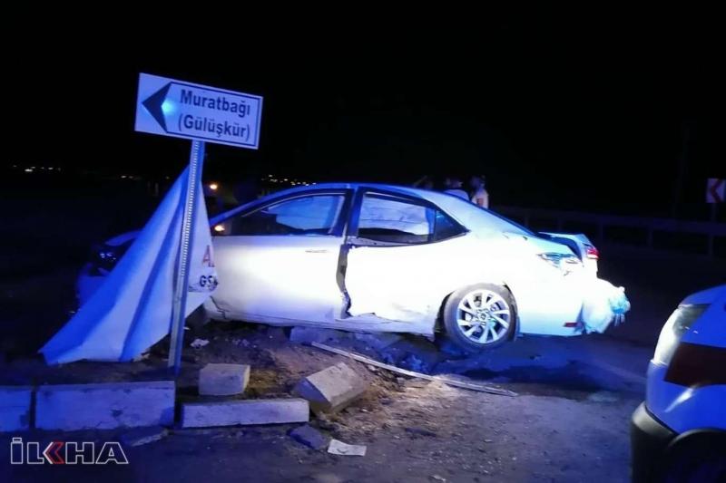 Kovancılar`da   iki otomobil çarpıştı: 2 ölü 4 yaralı-GÜNCELLENDİ