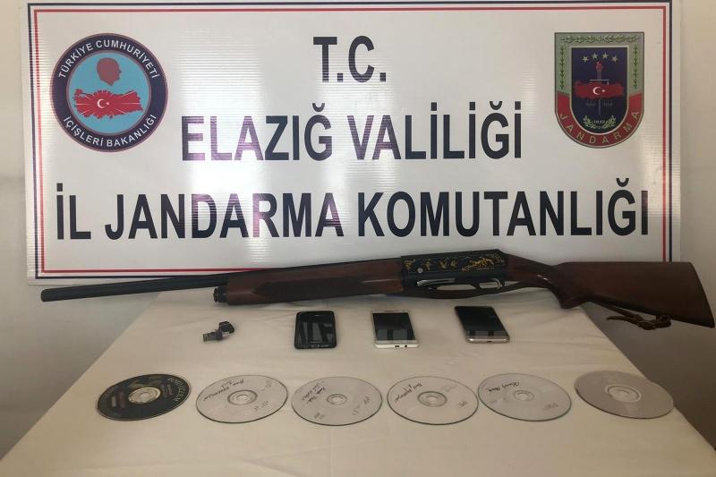 Kovancılar`da PKK Opersyonu: 4 Gözaltı