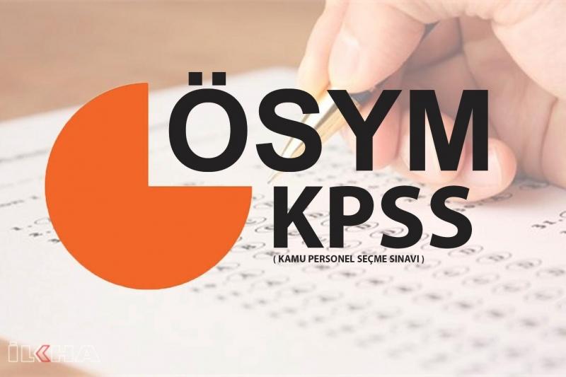 KPSS-2019/1 tercihleri başladı