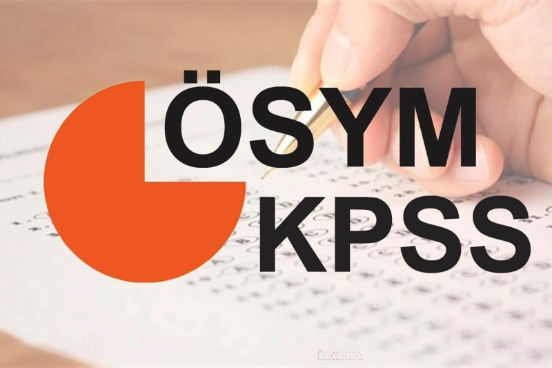 KPSS Lisans başvuruları bugün sona eriyor