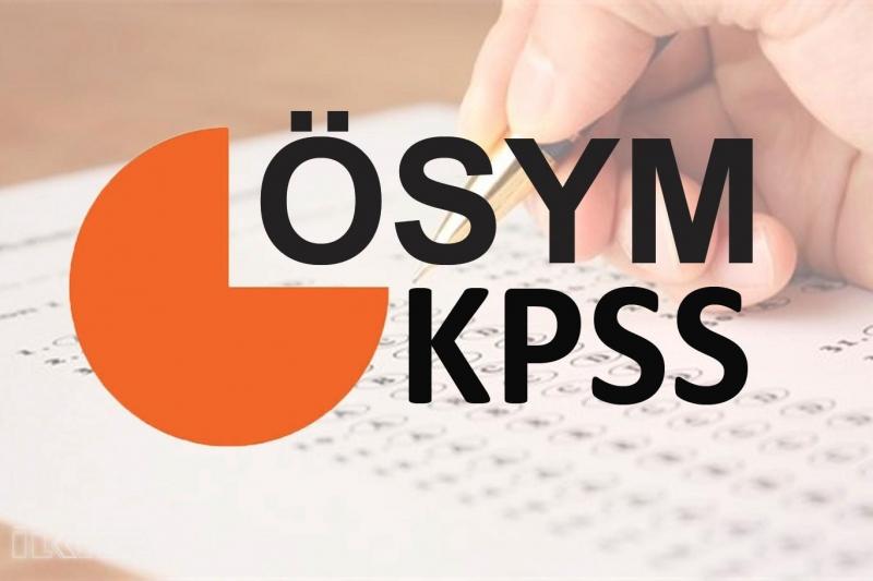KPSS yerleştirme sonucu açıkladı
