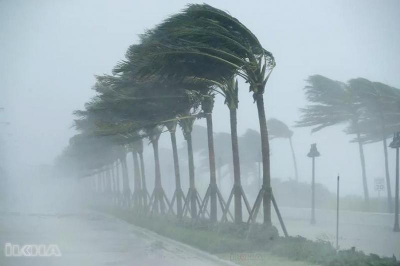 Kuvvetli rüzgar ve fırtına geliyor