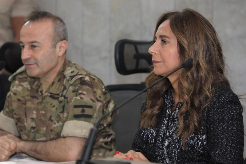 Lübnan Savunma Bakanı Akar: