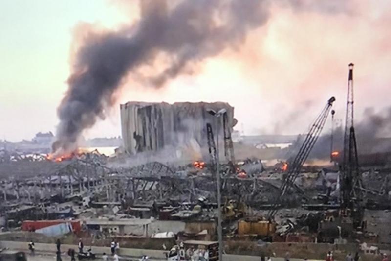 Lübnan'daki patlamada can kaybı 100'e yükseldi, 4 bini aşkın yaralı var