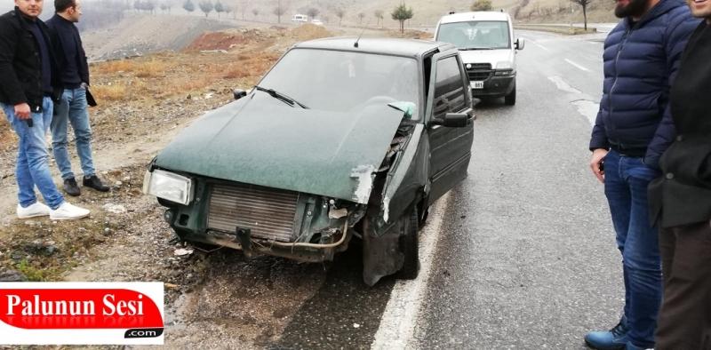 Maddi Hasarlı Kaza