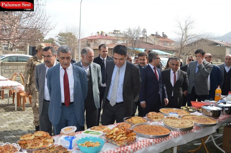 Palu ADEM Mehmetçik İçin Kermes Düzenledi