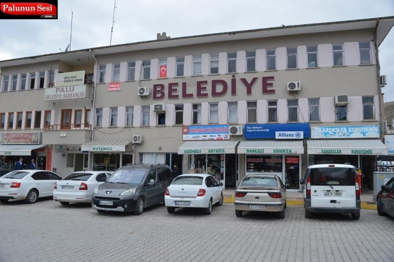 Palu Belediyesinde Akpartili Encümenler Kazan Kaldırdı