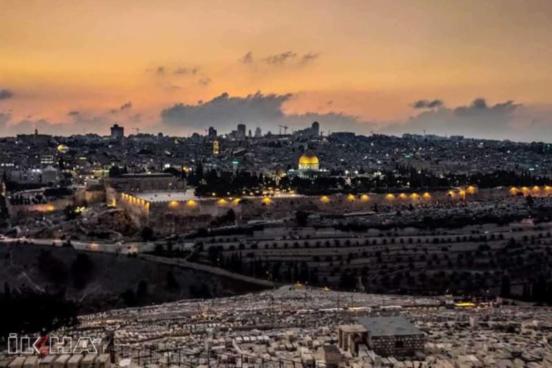 Palu halkı: Kudüs huzur bulursa İslam alemi huzur bulacaktır