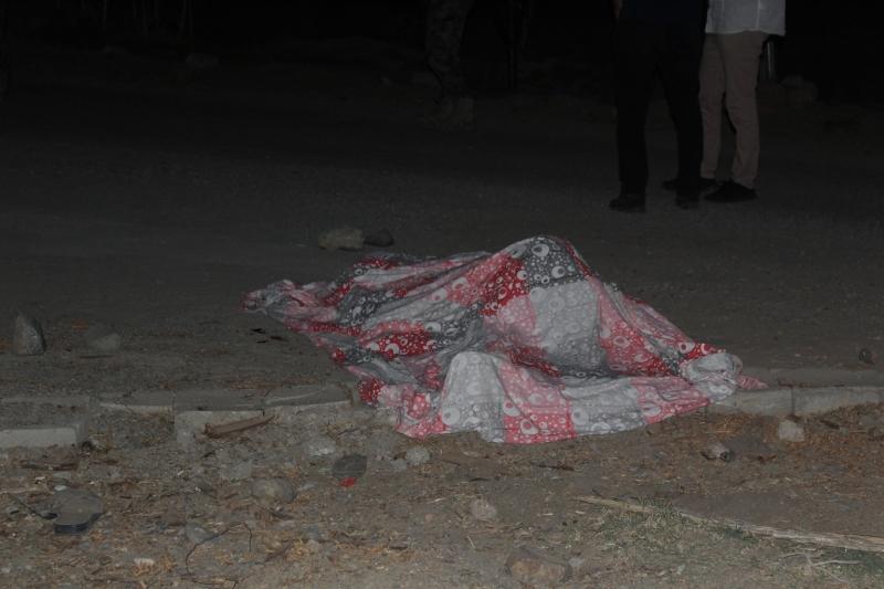 Palu'da bir kişi silahlı saldırı sonucu öldürüldü