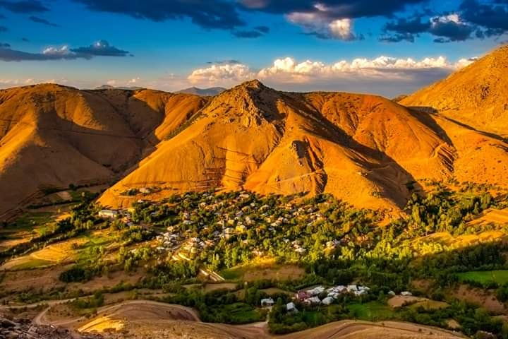 Palu`da Koronavirüs nedeniyle bir köy karantinaya alındı