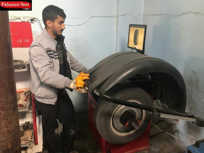 Palu`da Otomobil Sektöründe Yeni Adım