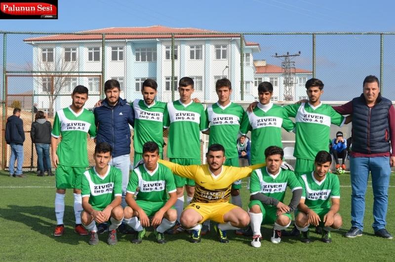 Paluspor U19 Liderliği Sürdürdü