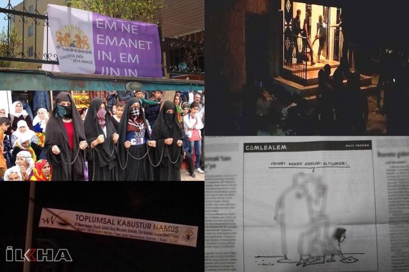 PKK ve avanelerinin değişmeyen yüzü: İslam düşmanlığı