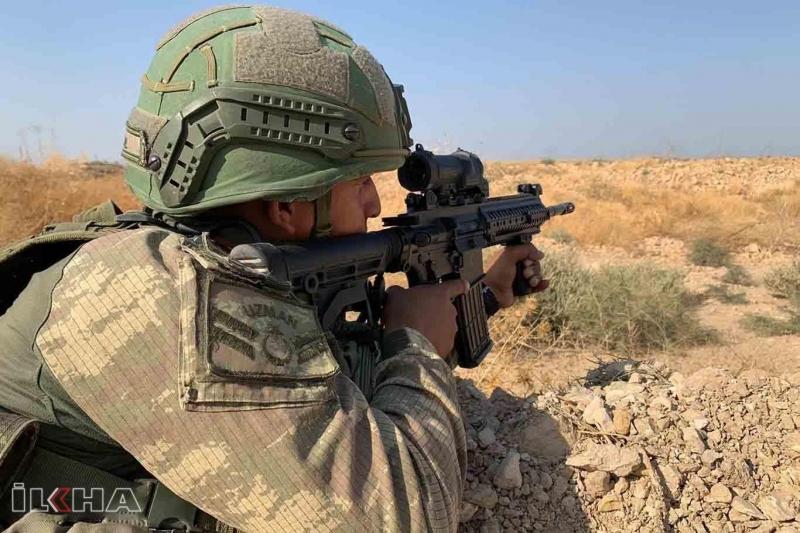 PKK'li Nazife Bilen, MİT ve TSK'nın operasyonuyla öldürüldü