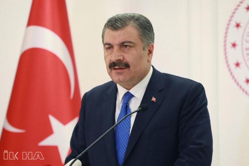 Sağlık Bakanı Koca: Bugün 73 vatandaşımız hayatını kaybetti