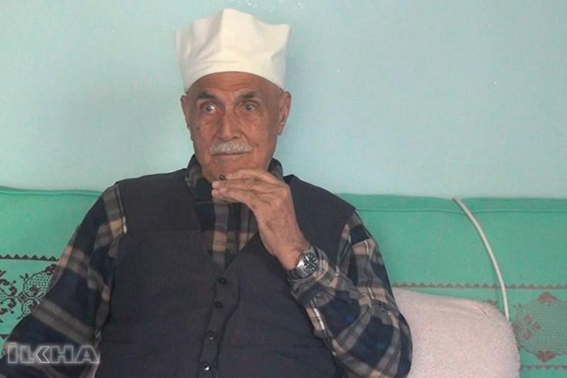Unutulan Nur Talebelerinden Beyhanlı Molla Mehmet Ali Üstad'la Anılarını anlattı