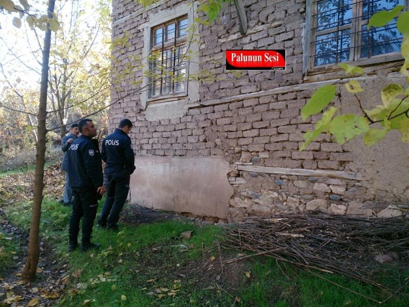 Yazlık Evde Hırsızlık Yapanlar Gözaltına Alındı