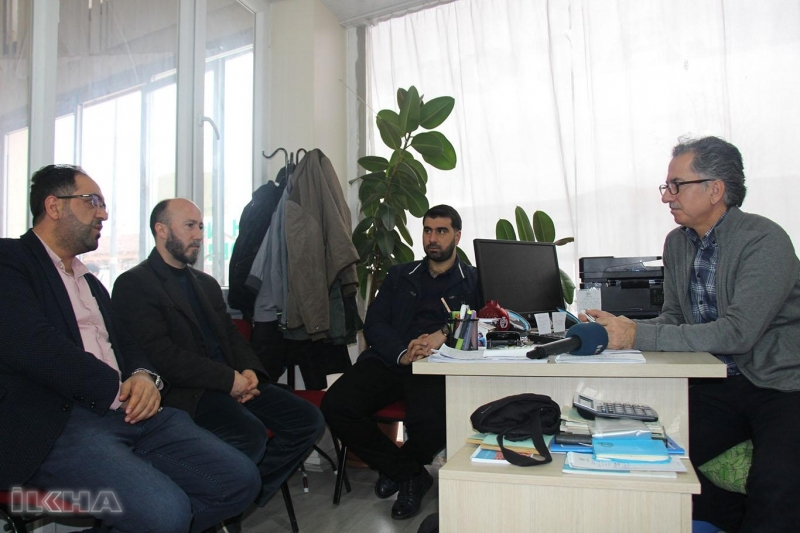 Yusufi Aileler Elazığ`da STK`ları Ziyaret Etmeye Devam Ediyor